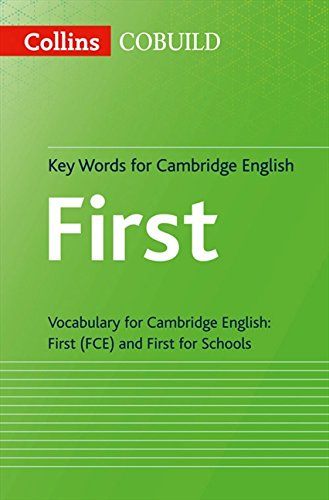 Key Words for Cambridge English First de Collins
