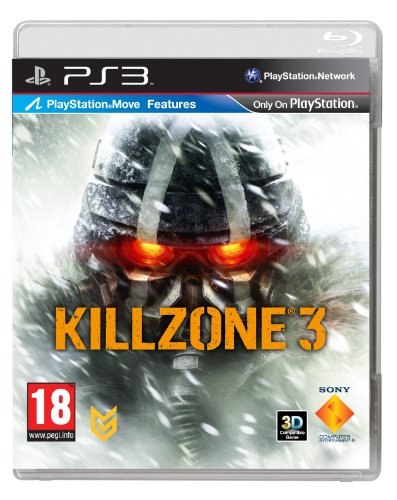 Killzone 3 - 3D (jeu PS Move) de Sony Computer