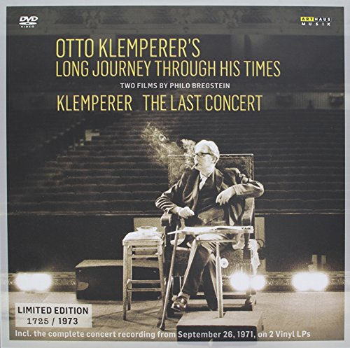 Klemperer's Long Journey Through His Times (Vinyl Edition) de Arthaus Music