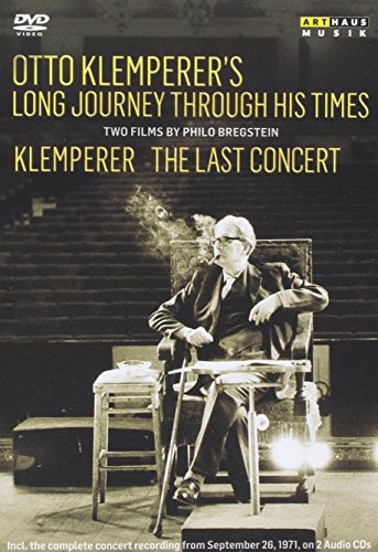 Klemperer's Long Journey Through His Times [Import italien] de Arthaus Music