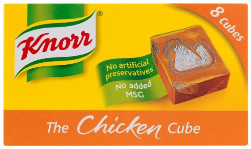 Knorr the Chicken Cube 80 g (Pack of 12)
