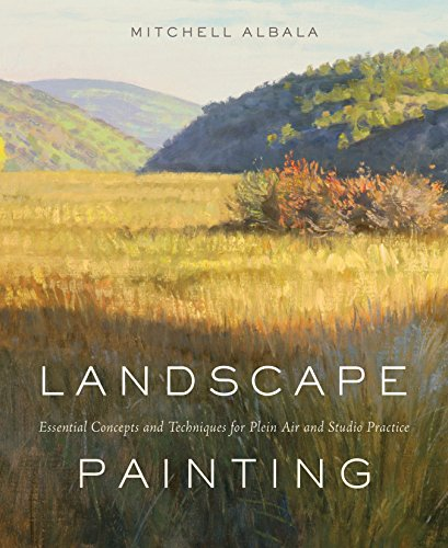 Landscape Painting: Essential Concepts and Techniques for Plein Air and Studio Practice de Watson-Guptill