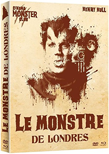 Le Monstre de Londres [Combo Blu-ray + DVD] de No Name