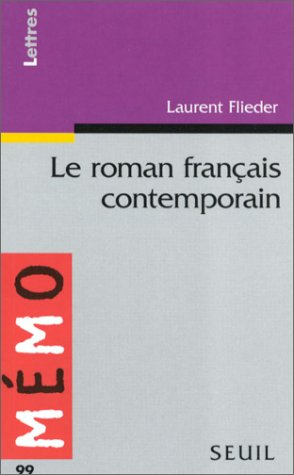 Le Roman français contemporain de Points