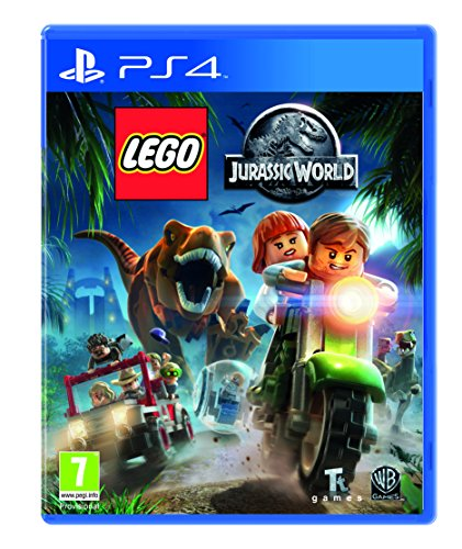 Lego Jurassic World [import anglais] de Warner Bros