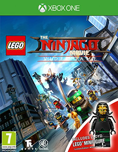 Lego The Ninjago Movie Videogame (Toy Edition) (Xbox One) (New) de Time Warner