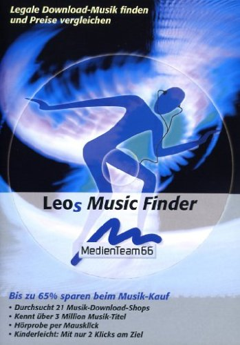 Leos Music Finder [import allemand] de MEDIASTORE
