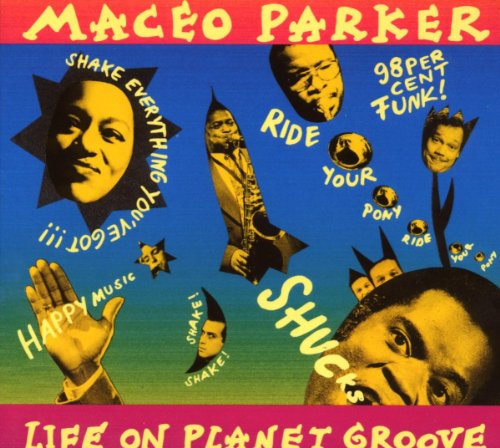 Life On Planet Groove de Minor Music Records
