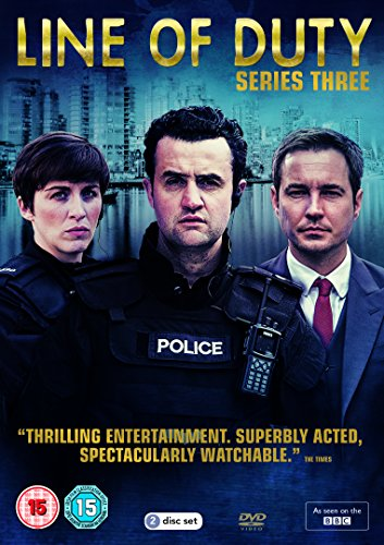Line Of Duty: Series Three [Edizione: Regno Unito] [Import anglais]