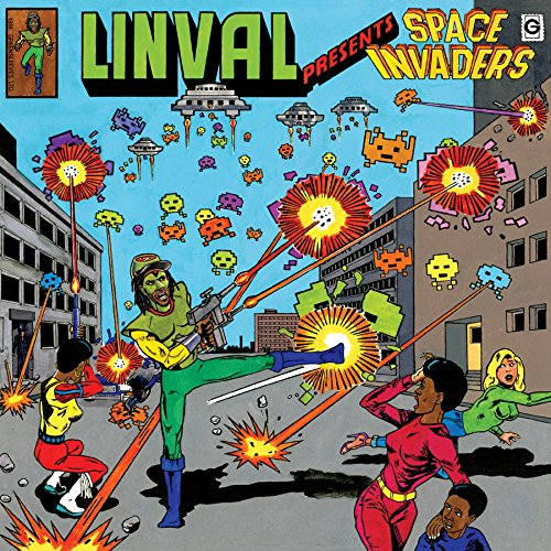 Linval Presents:Space Invaders [Import allemand] de GOODTOGO-GREENSLEEVE