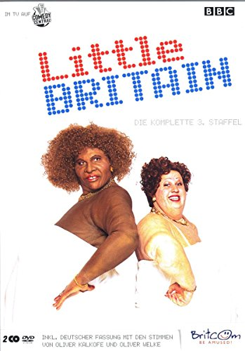 Little Britain - Die komplette 3. Staffel (2 DVDs) [Import anglais] de Polyband (Edel)