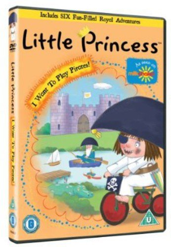 Little Princess: I Want to Play Pirates [Import anglais] de Platform Entertainment