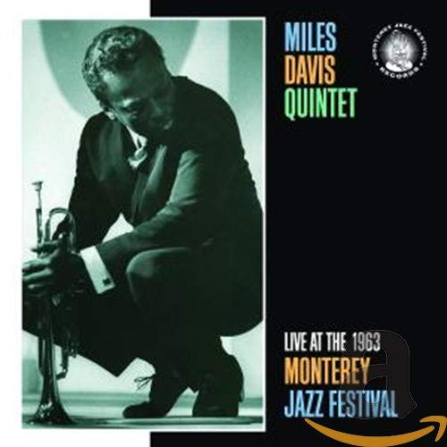 Live at the 1963 Monterey Jazz Festival de Fantasy Concord
