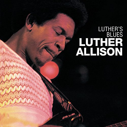 Allison Luther-Luther'S Blues de Motown