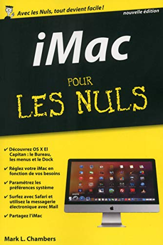 Mac, iMac, MacBook pour les Nuls poche de First Interactive