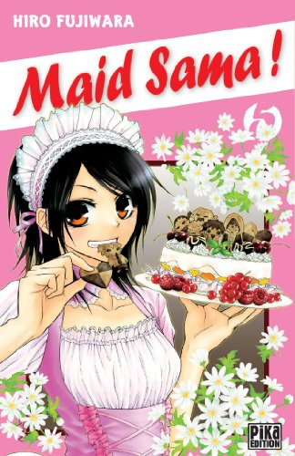 Maid Sama Vol.5 de Pika