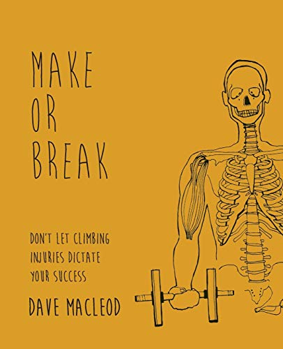 Make or Break: Don't Let Climbing Injuries Dictate Your Success de Rare Breed Productions