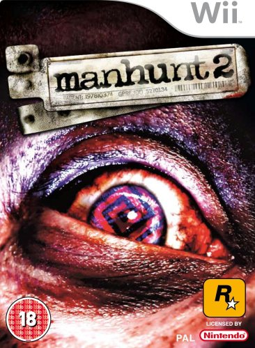 Manhunt 2 (Wii) [import anglais] de T2 TAKE TWO