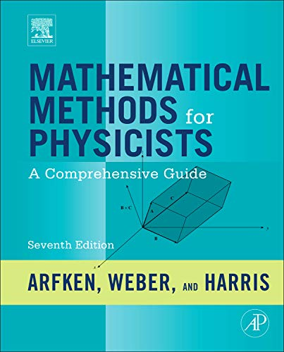 Mathematical Methods for Physicists: A Comprehensive Guide de Academic Press Inc