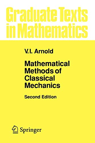 Mathematical Methods of Classical Mechanics de Springer-Verlag New York Inc.