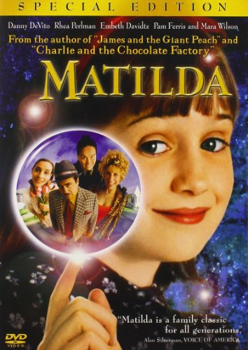 Matilda [Import USA Zone 1] de Sony Pictures
