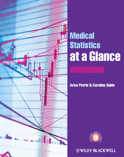 Medical Statistics at a Glance Workbook de Wiley-Blackwell