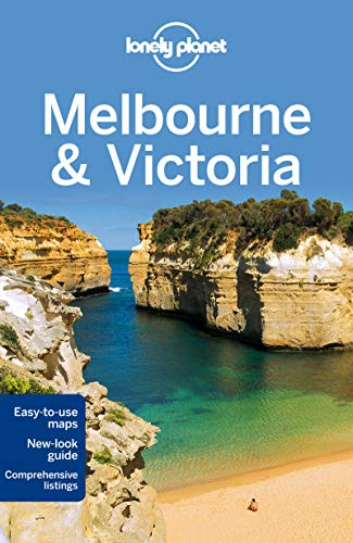 Melbourne & Victoria - 9ed - Anglais- de Lonely Planet