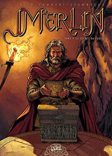 Merlin, Tome 9 : Le secret du Codex de Soleil Productions