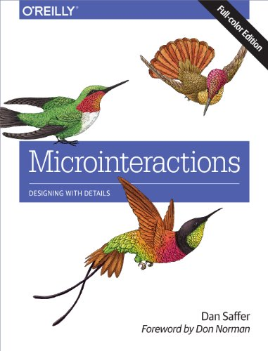 Microinteractions: Full Color Edition de O′Reilly