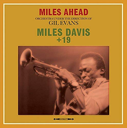 Miles Ahead/Édition 180gr de Not Now Music