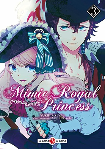 Mimic royal princess Vol.3 de Bamboo