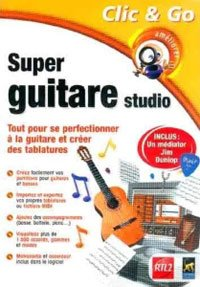 Mindscape-Super guitare studio