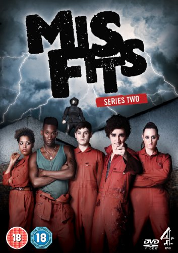 Misfits 2 [Import anglais] de Channel 4 DVD