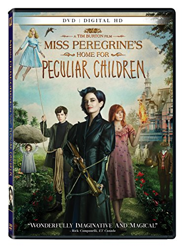 Miss Peregrine's Home for Peculiar Children [Import USA Zone 1] de 20th Century Fox