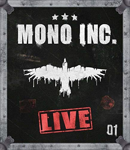 Mono Inc.Live [Blu-ray] [Import anglais] de No Cut