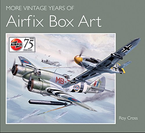 More Vintage Years of Airfix Box Art de The Crowood Press Ltd