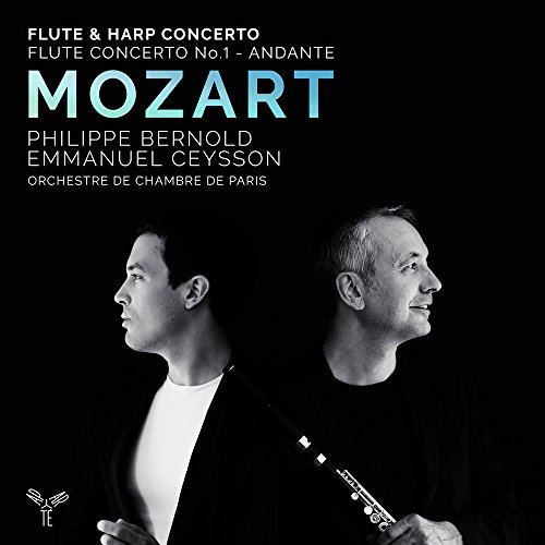 Mozart / Flûte and Harp Concerto de Little Tribeca / Aparte