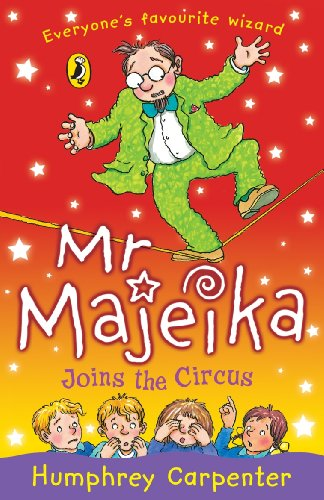 Mr Majeika Joins the Circus de Puffin