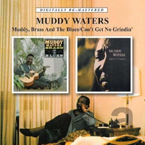 Muddy, Brass and the Blues de Bgo Records