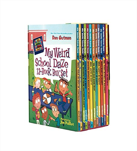 My Weird School Daze 12-Book Box Set: Books 1-12 de HarperCollins