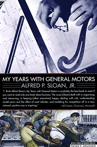 My Years with General Motors de Currency