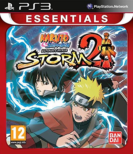 Naruto Shippuden : Ultimate Ninja Storm 2, Essentials de Bandai Namco Entertainment