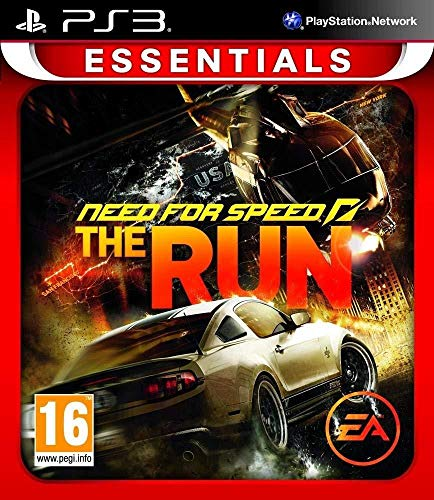 Need For Speed: The Run (Essentials) /Ps3 de Electronic Arts