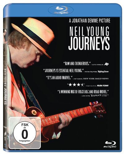 Neil Young Journeys [Blu-ray] [Import anglais] de Sony Pictures Home Entertainment Gmbh