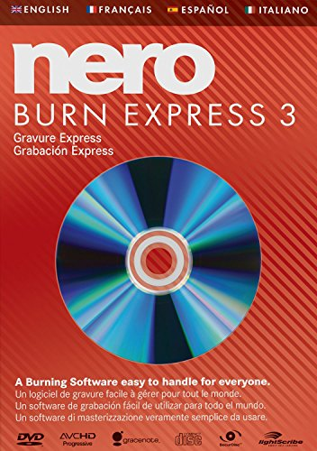Nero BurnExpress 3 [import allemand] de Nero