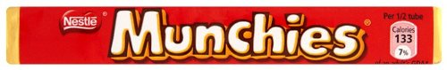 Nestl? Munchies Chocolate Tube 52 g (Pack of 36)