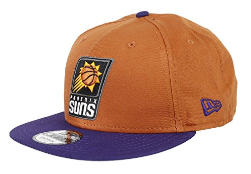 New Era Casquette pour homme NBA Team 9 Fifty Phoenix Suns M Orange de New Era