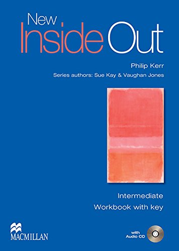 Inside Out Intermediate Workbook Pack with Key New Edition de Macmillan Education