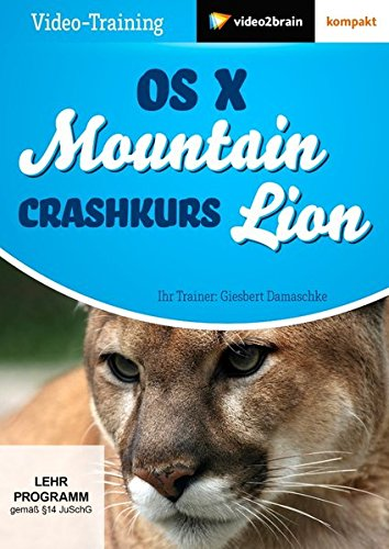 OS X Mountain Lion - Crashkurs [import allemand] de Video2brain