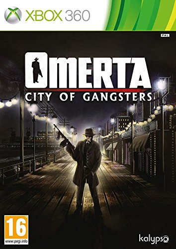 Omerta : city of gangsters de Micro Application